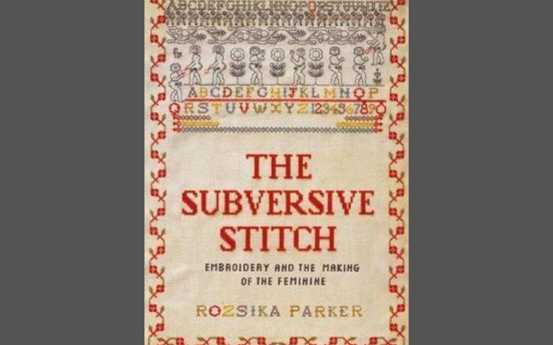 Book Review:  The Subversive Stitch