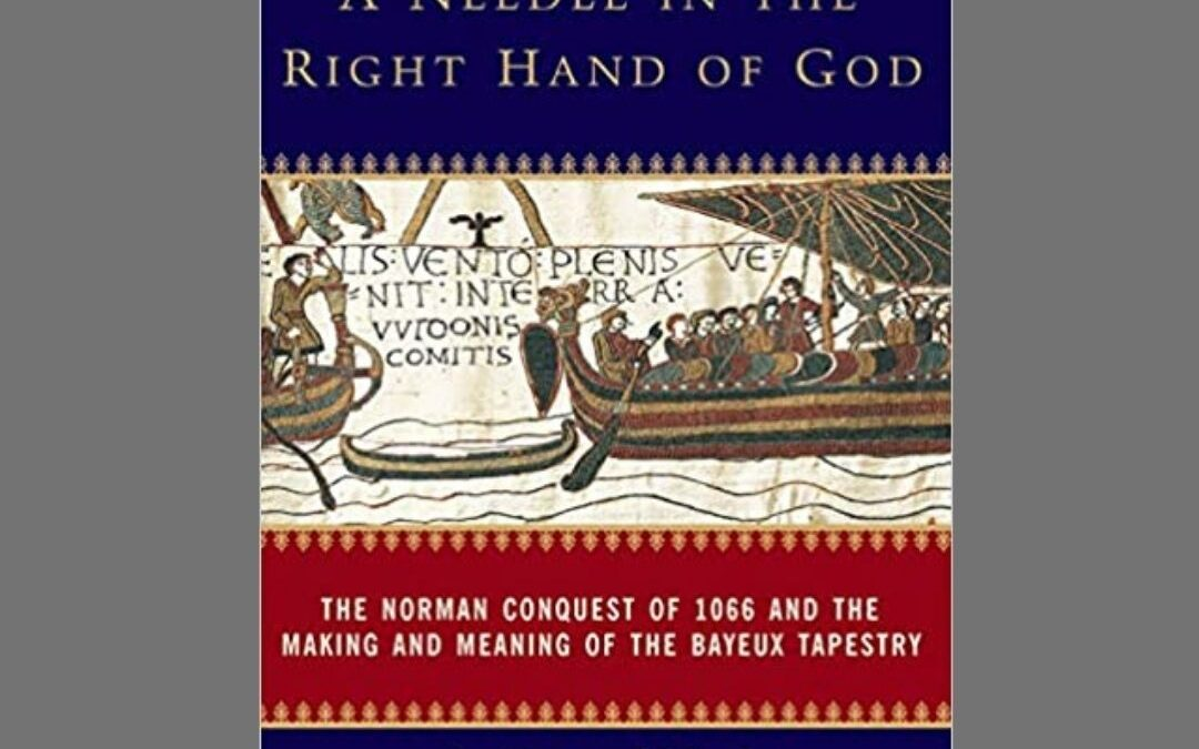 Book Review: A Needle in the Right Hand of God